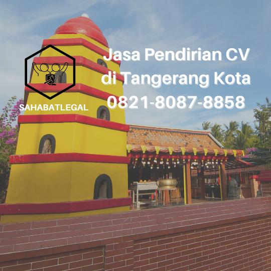 Jasa pendirian CV Tangerang Kota