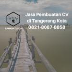 Jasa Pembuatan CV Tangerang Kota